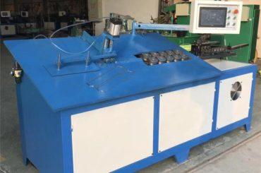 2D cnc automatike tela çeliku lakimi makine