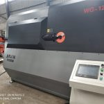 4-12mm hidraulike automatike CNC 2D tela lakimi furnizues makine
