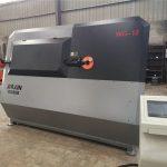 fabrika hekuri shufra cnc automatike rebar përçues makinë bending