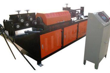 tela hidraulike automatike straightening dhe makinë prerëse
